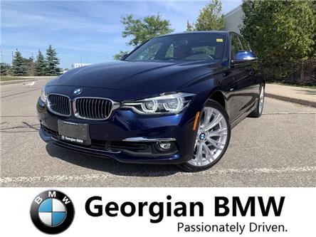 2016 BMW 328i xDrive (Stk: P1548) in Barrie - Image 1 of 19