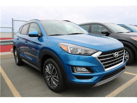 2019 Hyundai Tucson Luxury (Stk: 97096) in Saint John - Image 1 of 3