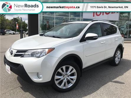 2015 Toyota RAV4 Limited (Stk: 5722) in Newmarket - Image 1 of 27