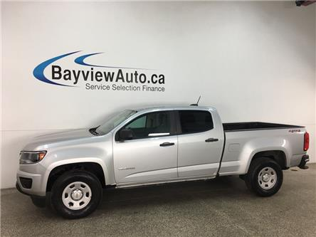 2016 Chevrolet Colorado WT (Stk: 35180W) in Belleville - Image 1 of 21
