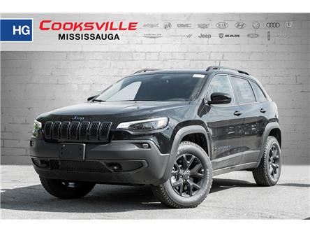 2019 Jeep Cherokee Upland (Stk: KD454805) in Mississauga - Image 1 of 19