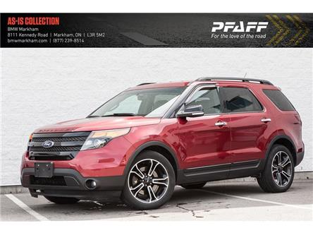 2013 Ford Explorer Sport (Stk: 38137A) in Markham - Image 1 of 16