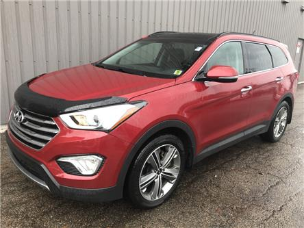 2014 Hyundai Santa Fe XL Limited (Stk: N164A) in Charlottetown - Image 1 of 25