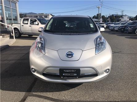 2017 Nissan LEAF S (Stk: N19-0072P) in Chilliwack - Image 2 of 15