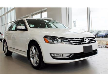 2013 Volkswagen Passat 2.0 TDI Highline (Stk: V7272) in Saskatoon - Image 1 of 22