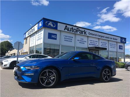 2018 Ford Mustang EcoBoost (Stk: 18-43906) in Brampton - Image 1 of 22