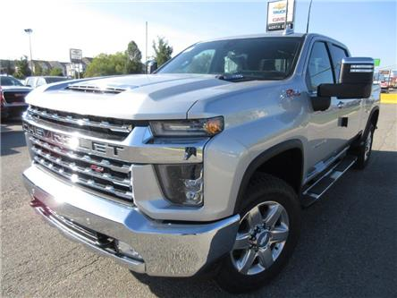 2020 Chevrolet Silverado 3500HD LTZ (Stk: CK115735) in Cranbrook - Image 1 of 29