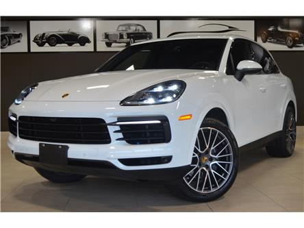 2019 Porsche Cayenne Base (Stk: C35317) in Thornhill - Image 1 of 33