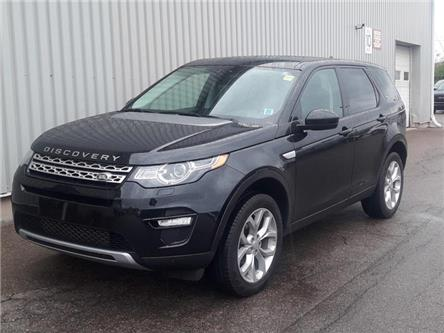 2016 Land Rover Discovery Sport HSE (Stk: X4765A) in Charlottetown - Image 1 of 20