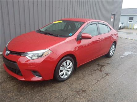 2015 Toyota Corolla LE (Stk: PRO0586A) in Charlottetown - Image 1 of 19