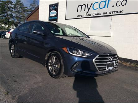 2017 Hyundai Elantra GL (Stk: 191225) in Richmond - Image 1 of 20