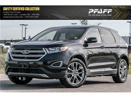 2017 Ford Edge Titanium (Stk: LC9864A) in London - Image 1 of 22