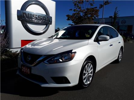 2016 Nissan Sentra 1.8 SV (Stk: P0115) in Courtenay - Image 1 of 9