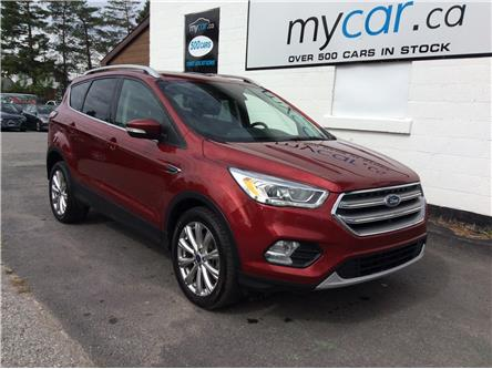 2017 Ford Escape Titanium (Stk: 191273) in North Bay - Image 1 of 21