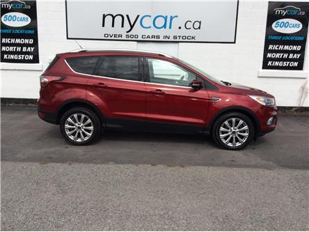 2017 Ford Escape Titanium (Stk: 191273) in North Bay - Image 2 of 21