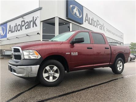 2017 RAM 1500 ST (Stk: 17-28897JB) in Barrie - Image 1 of 23