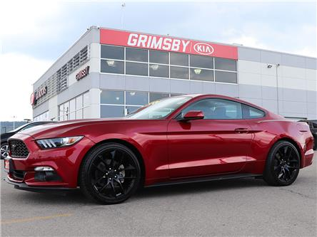 2017 Ford Mustang V6 (Stk: U1703) in Grimsby - Image 1 of 22
