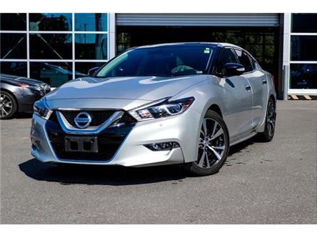 2016 Nissan Maxima Platinum (Stk: 18174A) in Ottawa - Image 1 of 22