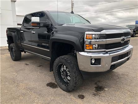 2015 Chevrolet Silverado 2500HD LTZ (Stk: 9240A) in Wilkie - Image 1 of 21