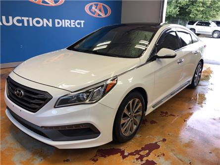 2015 Hyundai Sonata Sport Tech (Stk: 15-115443) in Lower Sackville - Image 1 of 17
