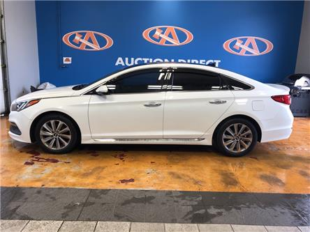 2015 Hyundai Sonata Sport Tech (Stk: 15-115443) in Lower Sackville - Image 2 of 17