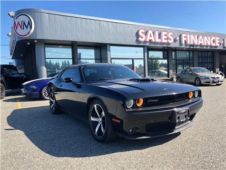 2015 Dodge Challenger SXT Plus or R/T (Stk: 15-873515) in Abbotsford - Image 1 of 15
