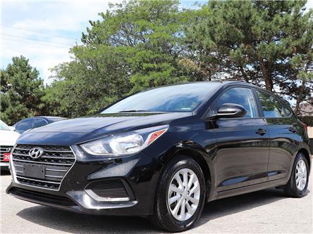 2019 Hyundai Accent Preferred| Backup Cam| Heat Seat| Gas Saver! (Stk: 5469) in Stoney Creek - Image 1 of 18