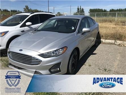 2019 Ford Fusion SE (Stk: K-270) in Calgary - Image 1 of 6
