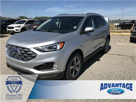 2019 Ford Edge SEL (Stk: K-608) in Calgary - Image 1 of 4