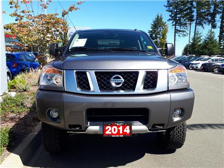 2014 Nissan Titan PRO-4X (Stk: 9Q5454A) in Courtenay - Image 2 of 9