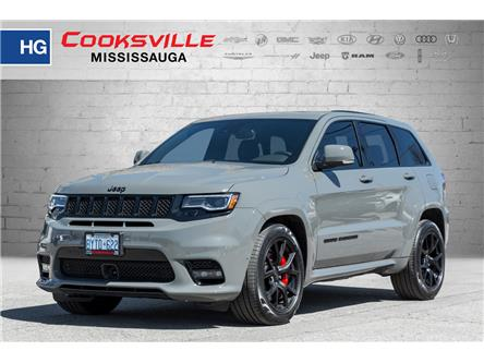 2019 Jeep Grand Cherokee SRT (Stk: KC621979) in Mississauga - Image 1 of 22