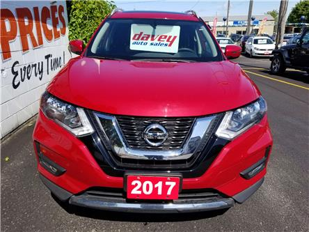 2017 Nissan Rogue SV (Stk: 19-535) in Oshawa - Image 2 of 17