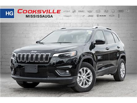 2019 Jeep Cherokee North (Stk: KD216467) in Mississauga - Image 1 of 21