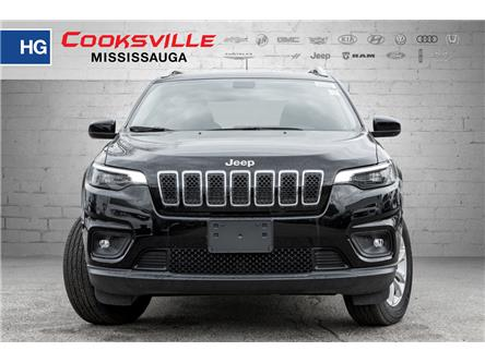 2019 Jeep Cherokee North (Stk: KD216467) in Mississauga - Image 2 of 21