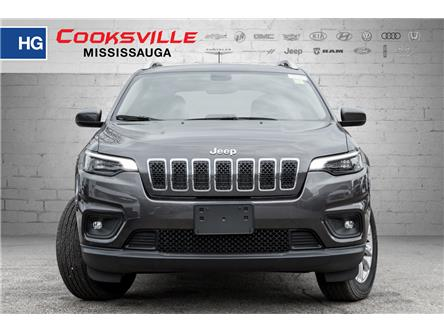 2019 Jeep Cherokee North (Stk: KD152867) in Mississauga - Image 2 of 21