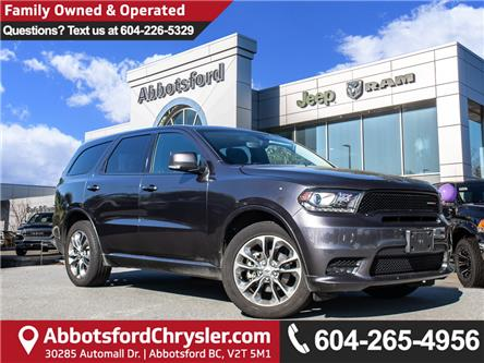 2019 Dodge Durango GT (Stk: AB0899) in Abbotsford - Image 1 of 28