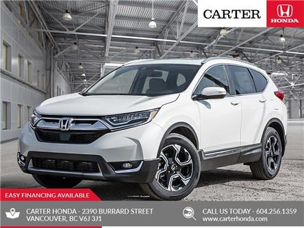 2019 Honda CR-V Touring (Stk: 2K73440) in Vancouver - Image 1 of 23