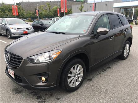 2016 Mazda CX-5 GS (Stk: T644402A) in Saint John - Image 1 of 13
