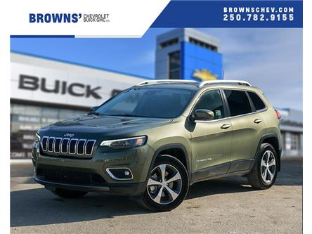 2019 Jeep Cherokee Limited (Stk: 4372A) in Dawson Creek - Image 1 of 18