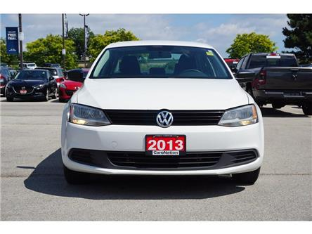 2013 Volkswagen Jetta TRENDLINE+| HEATED SEATS| AC & MORE (Stk: K245A) in Burlington - Image 2 of 40