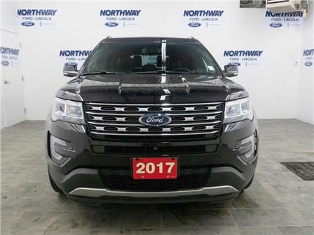 2017 Ford Explorer Limited | AWD | NAV | LEATHER | PANOROOF | 3 ROW (Stk: EG91312A) in Brantford - Image 2 of 48