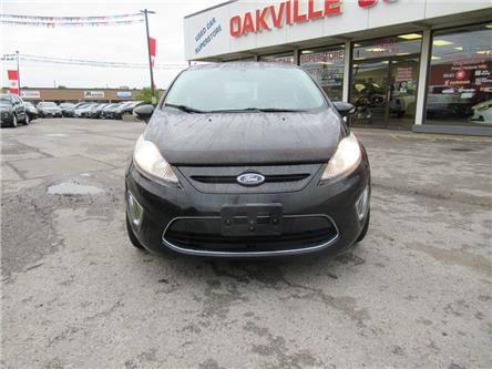 2011 Ford Fiesta SES | HTD SEATS | SUNROOF | LEATHER | B/T (Stk: P12435) in Oakville - Image 2 of 19