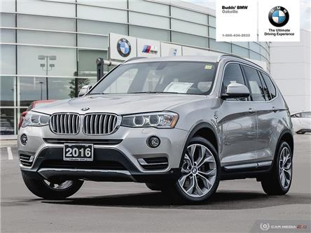 2016 BMW X3 xDrive28i (Stk: DB5720) in Oakville - Image 1 of 27