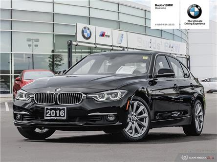 2016 BMW 328i xDrive (Stk: DB5724) in Oakville - Image 1 of 26