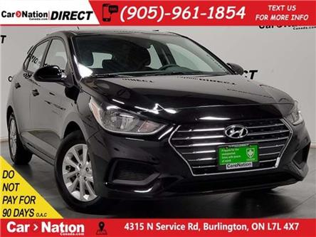 2019 Hyundai Accent  (Stk: DRD2586) in Burlington - Image 1 of 34
