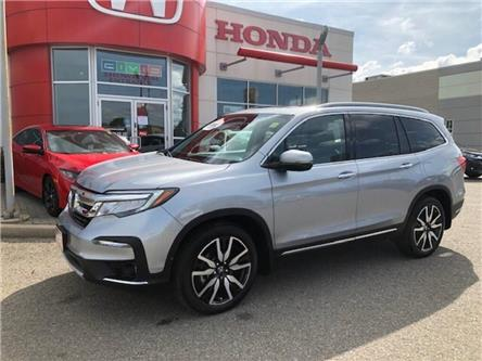 2019 Honda Pilot Touring (Stk: K1070) in Georgetown - Image 1 of 13