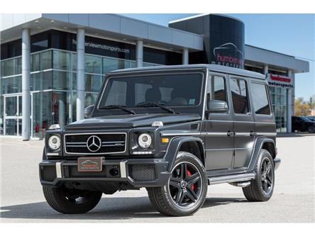 2017 Mercedes-Benz AMG G 63 Base (Stk: 19HMS711) in Mississauga - Image 1 of 25