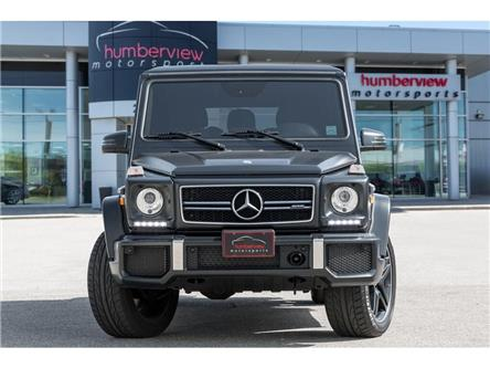 2017 Mercedes-Benz AMG G 63 Base (Stk: 19HMS711) in Mississauga - Image 2 of 25