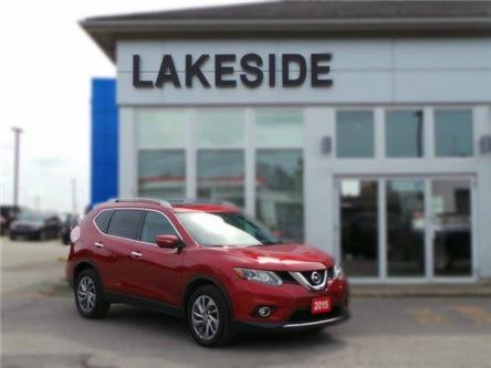2015 Nissan Rogue SL (Stk: T9279A) in Southampton - Image 1 of 18