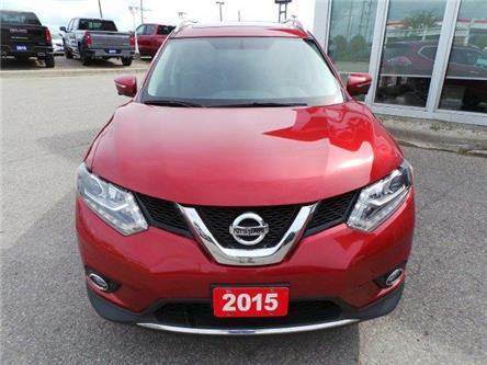 2015 Nissan Rogue SL (Stk: T9279A) in Southampton - Image 2 of 18